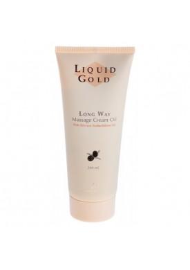 Золотое крем-масло для массажа (Liquid Gold | Long Way Massage Cream-Oil) 4154 200 мл