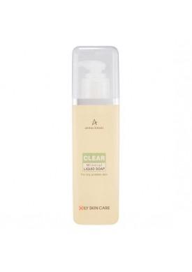 Гигиеническое минеральное мыло для жирной, проблемной кожи (A-Clear) 023 200 мл