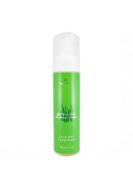 Деликатный мусс для очищения кожи лица (Greens) 405 200 мл