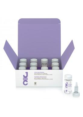 Интенсивная терапия против перхоти Пироктон оламин, Исландский лишайник, Лаванда (Joc Cure | Anti-Dandruff Treatment) 100210 12*12 мл