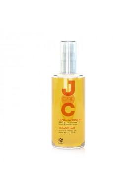 Масло Глубокое восстановление с аргановым маслом и какао бобами (Joc Care / Cristalli liquidi with Linseed Oil) 100710R 100 мл