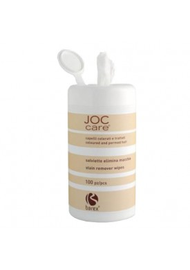 Салфетки для снятия краски с кожи (Joc Color Line / ) 100420 100 шт.
