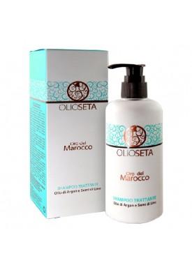 Питательный шампунь с маслом арганы и маслом семян льна (Olioseta Oro Del Morocco / Nourishing Shampoo) 130000 250 мл