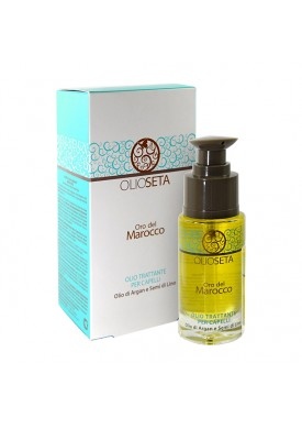 Масло-уход с маслом арганы и маслом семян льна (Olioseta Oro Del Morocco / Oil Treatment for Hair) 130031 30 мл