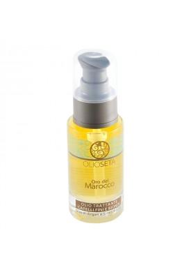 Масло Блонд-Уход с маслом арганы и маслом семян льна (Olioseta Oro Del Morocco / Oil Treatment Blonde-Fine Hair) 130040 100 мл