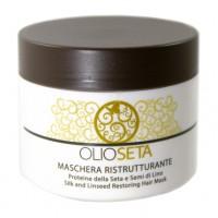 Маска восстанавливающая с керамидами и протеинами шелка (Olioseta | Restoring Hair Mask) 000102R 250 мл