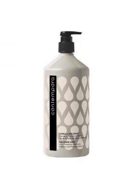 Шампунь для сохранения цвета с маслом облепихи и маслом граната (Contempora / Shampoo Protezione Color) 9000000 1000 мл
