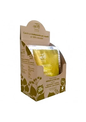 Маска смягчающая для обертывания волос Укрепление и объем (Aeto Botanica | Impacco Emolliente Miscela DErbe Volumizzante) 090040 5*100 мл