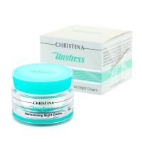 Гармонизирующий ночной крем (Unstress / Harmonizing Night Cream) CHR760 50 мл