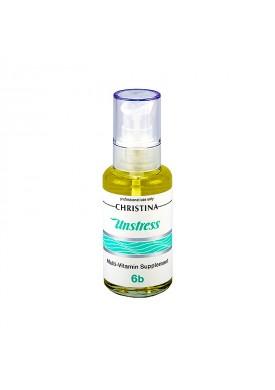 Массажное масло с мультивитаминами, шаг 6b (Unstress / Multi Vitamin Supplement) CHR776 100 мл