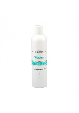 Нежное очищающее молочко, шаг 1 (Unstress / Gentle Cleansing Milk) CHR772 300 мл