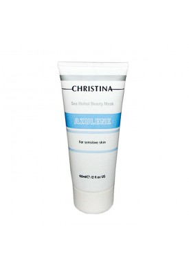 Азуленовая маска красоты для чувствительной кожи (Masks / Sea Herbal Beauty Mask Azulene) CHR060 60 мл