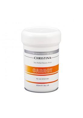 Кортиноловая морковная маска красоты для пересушенной кожи (Masks / Sea Herbal Beauty Mask Carrot) CHR078 250 мл
