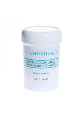 Увлажняющий дневной крем с зеленым яблоком и витамином Е (Creams / Hydrating Day Cream Green Apple + Vitamin E) CHR113 250 мл