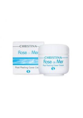 Постпилинговый тональный защитный крем (Rose De Mer / 5 Post Peeling Cover Cream) CHR050 20 мл