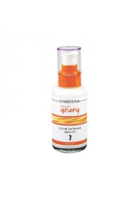 Омолаживающая сыворотка Тоталь, шаг 7 (Forever Young / Total Renewal Serum) CHR205 100 мл