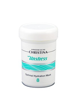 Оптимальная увлажняющая маска, шаг 8 (Unstress / Optimal Hydration Mask) CHR778 250 мл