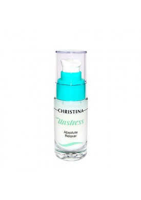 Сыворотка для заполнения морщин Абсолют (Unstress / Absolute relaxer) CHR756 30 мл