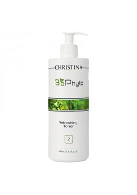 Освежающий тоник, шаг 2 (Bio Phyto | Refreshing Toner) CHR590 500 мл