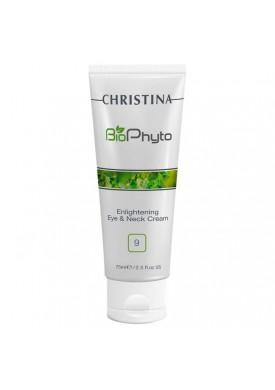 Осветляющий крем для кожи вокруг глаз и шеи, шаг 9 (Bio Phyto   Enlightening Eye And Neck Cream) CHR589 75 мл