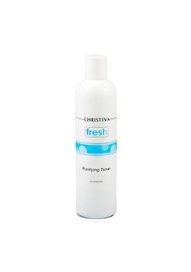 Очищающий тоник с геранью для нормальной кожи (Fresh / Purifying Toner for normal skin with Geranium) CHR009 300 мл