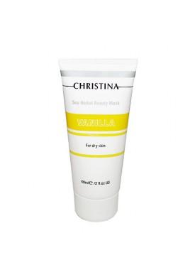 Ванильная маска красоты для сухой кожи (Masks / Sea Herbal Beauty Mask Vanilla) CHR054 60 мл