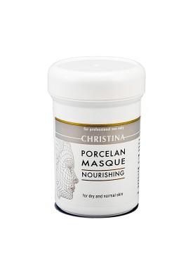 Питательная маска Порцелан для сухой и нормальной кожи (Masks / Porcelan Nourishing Porcelan Mask) CHR077 250 мл