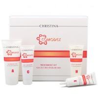 Набор высокоэффективной косметики для лечения проблемной кожи (Comodex / ACNE) COMX