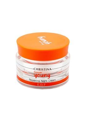 Ночной Крем Возрождение (Forever Young / Repairing Night Cream) CHR211 50 мл