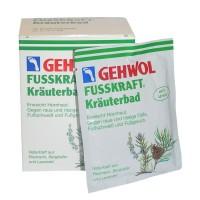 Травяная ванна 10 пакетов (Fusskraft | Krauterbad) 1*11520 200 г