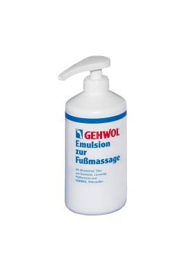 Эмульсия питательная для массажа, флакон с дозатором (Professional / Emulson Zur Fussmassage) 1*24511 500 мл