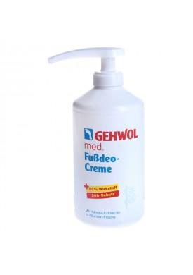 Крем-дезодорант, флакон (Med Line / Deodorant Foot Cream) 1*40711 500 мл
