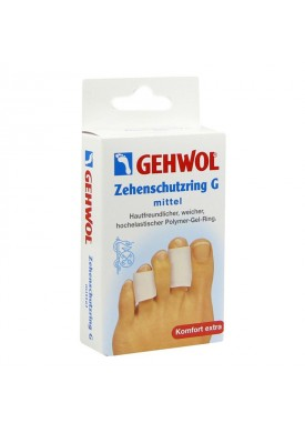 Кольцо на палец G, среднее, 30 мм (Comfort / Zehenschutzring G mittel) 31 52 526 12 шт.