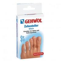 Вкладыши между пальцев, малые (Comfort / Zehenteiler G klein) 31 52 528 15 шт.