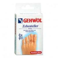 Вкладыши между пальцев G, средние (Comfort / Zehenteiler G mittel) 31 52 529 15 шт.