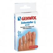 G Вкладыши между пальцами, большие (Супинаторы Комфорт | Zehenteiler G) 31 52 530 15 шт.
