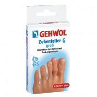 Вкладыши между пальцами G, большие (Comfort / Zehenteiler G gros) 31 52 530 15 шт.