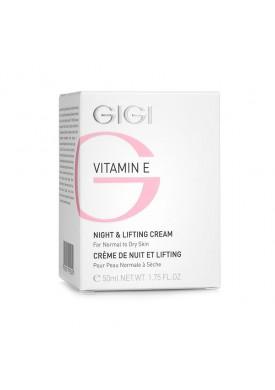 Крем ночной лифтинговый (Vitamin E | Night&Lifting Cream) 47572 50 мл