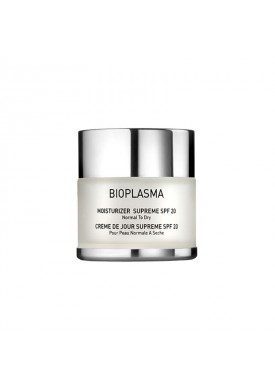 Крем увлажняющий для нормальной и сухой кожи с SPF-20 (Bioplasma / Moist Supreme) 24034 50 мл