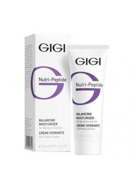 Пептидный балансирующий крем для жирной кожи (Nutri-Peptide / Balancing Moisturizer for Normal to Oily Skin) 11504 50 мл