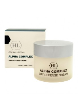 Дневной защитный крем (Alpha complex multi-fruit system | Day defense cream spf 15) 110057 50 мл