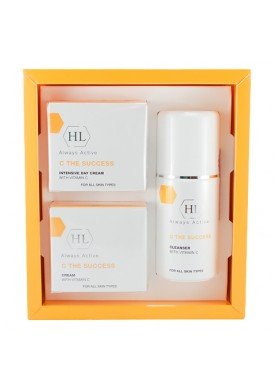 Набор (C The Success | Cleanser, Intens. Day, Cream) 175199 1 шт