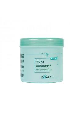 Интенсивная увлажняющая питательная маска для волос (Purify / Hydra Deep Nourish Mask) 1224 500 мл