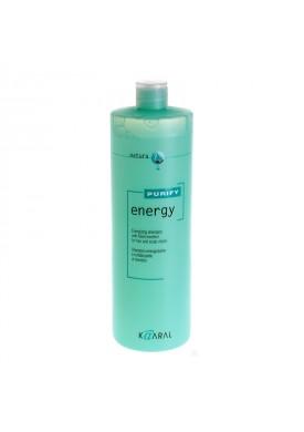 Интенсивный энергетический шампунь с ментолом (Purify / Energy Shampoo) 1210 1000 мл