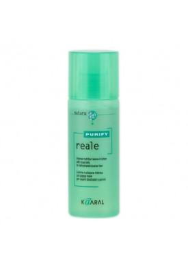 Интенсивный восстанавливающий несмываемый лосьон для поврежденных волос (Purify / Reale Intense Nutrition Leave-In Lotion) 1239 120 мл