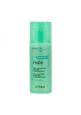Интенсивный восстанавливающий несмываемый лосьон для поврежденных волос Реале (Purify / Reale Intense Nutrition Leave-In Lotion) 1240 125 мл