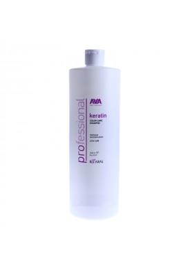 Кератиновый шампунь для окрашенных и химически обработанных волос (AAA / Shampoo) ААА1410 1000 мл
