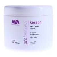Питательная крем-маска для восстановления окрашенных и химически обработанных волос (AAA / Royal Jelly Cream) ААА1430 500 мл