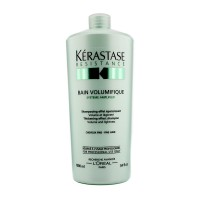 Уплотняющий шампунь для тонких волос (Resistance Volumifique / Bain) E0786200 1000 мл