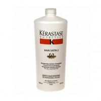 Шампунь-ванна для сухих и чувствительных волос Сатин №2 (Nutritive / Bain Satin 2 Irisome) E0844000 1000 мл